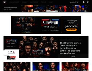 online-wwe.net screenshot