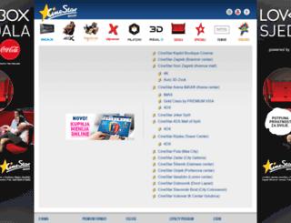 online.blitz-cinestar.hr screenshot