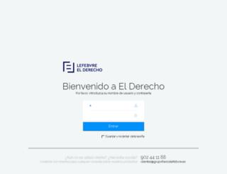 online.elderecho.com screenshot