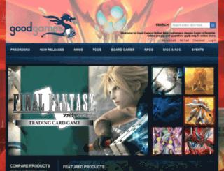 online.goodgames.com.au screenshot
