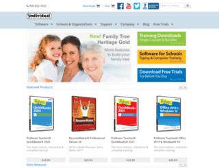 online.individualsoftware.com screenshot