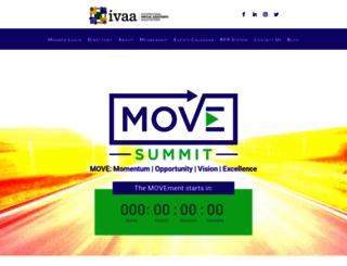 online.ivaa.org screenshot