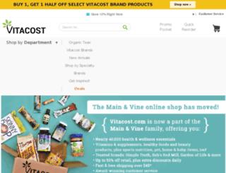 online.mainandvineshop.com screenshot