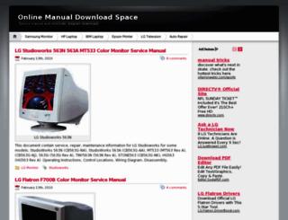 online.manualspace.com screenshot