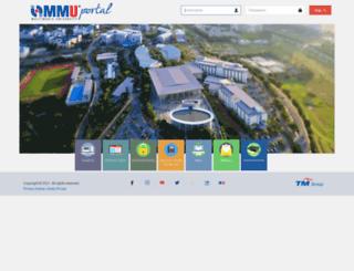 online.mmu.edu.my screenshot