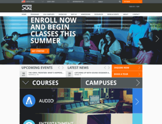 online.sae.edu screenshot
