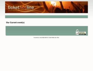 online.tickethotline.com.my screenshot