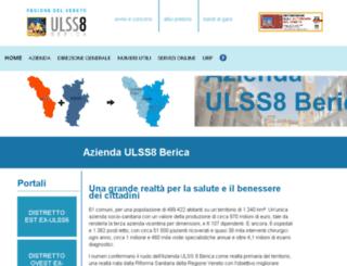 online.ulssvicenza.it screenshot