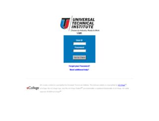 online.uti.edu screenshot