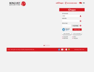 online.vdsc.com.vn screenshot