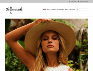 onlineapparelshop.com screenshot