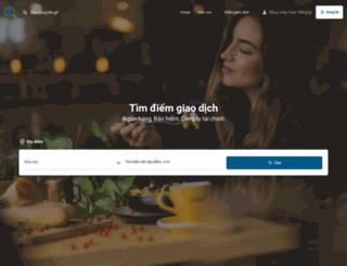 onlinebank.vn screenshot