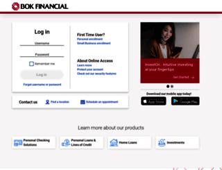onlinebanking.csbt.com screenshot