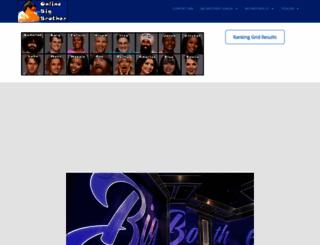 onlinebigbrother.com screenshot
