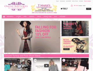 onlineboutiques.com screenshot