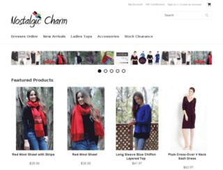 onlineboutiquesnc.com.au screenshot