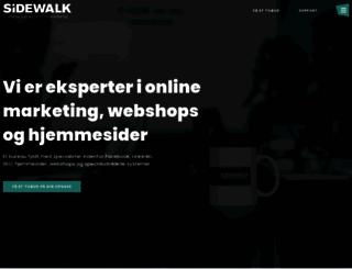 onlinebrand.dk screenshot
