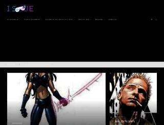 onlinecomics.ru screenshot