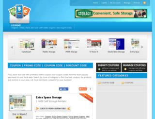 onlinecouponfinders.com screenshot