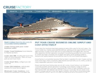 onlinecruises.com.au screenshot