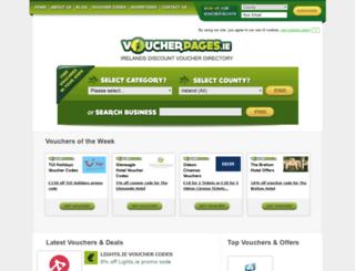 onlinedeals.ie screenshot