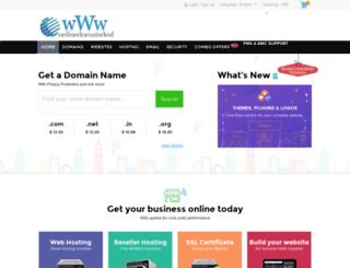 onlinedomaindeal.com screenshot