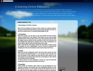 onlineedu11.blogspot.com screenshot