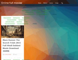 onlinefulmoviez.blogspot.in screenshot