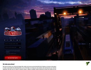 onlinegame.rail-nation.com screenshot