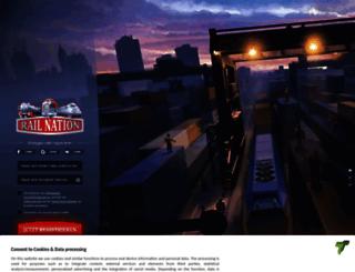 onlinegame.railnation.de screenshot