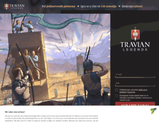 onlinegame.travian.ba screenshot