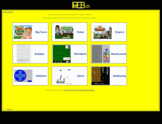 onlinegames.furttalweb.ch screenshot