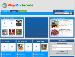onlinegamesland.org screenshot