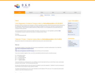 onlinegamesnet.net screenshot
