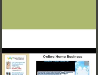 onlinehomebusiness.biz screenshot