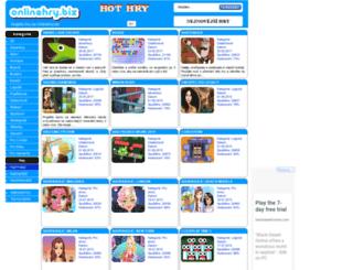 onlinehry.biz screenshot