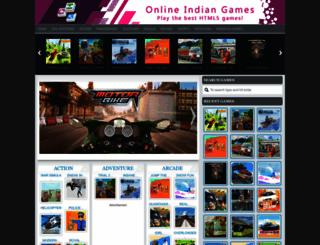 onlineindiangames.com screenshot