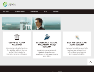 onlineitibar.dijikup.com screenshot