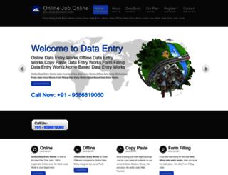 onlinejobonline.com screenshot