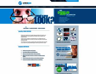 onlinelogo.com screenshot