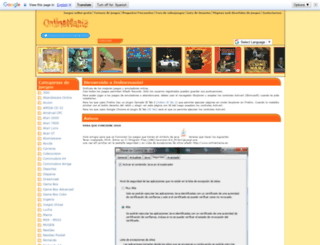 onlinemania.org screenshot