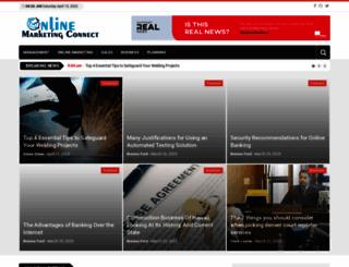onlinemarketingconnect.com screenshot