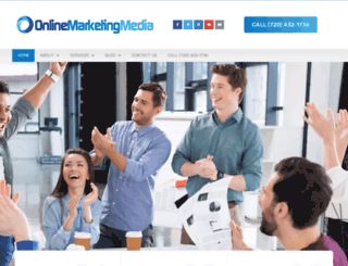 onlinemarketingmedia.net screenshot