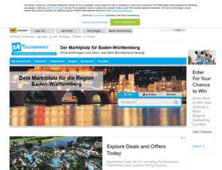 onlinemarkt-baden-wuerttemberg.de screenshot