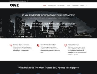 onlinenetworkempire.com screenshot