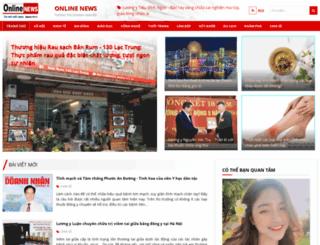 onlinenews.vn screenshot