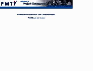 onlinepmti.com screenshot