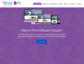 onlineprintsolution.co.uk screenshot