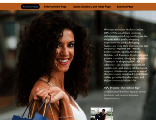 onlineproductsonlineopo.com screenshot