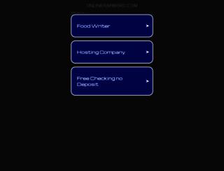 onlinerahbord.com screenshot